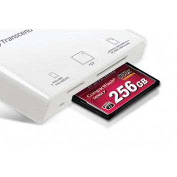 CARD READER TRANSCEND USB-2 TS-RDP8K