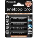 Panasonic Eneloop AA R/G 2550 MPR 4PES