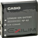 CAMERA BATTERY CASIO NP-40