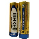 Maxell LR6 AA Alkaline Batteries
