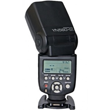 YONGNVO FLASH LIGHT 560 1111