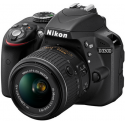 NIKON  SLR D3300 With Lens