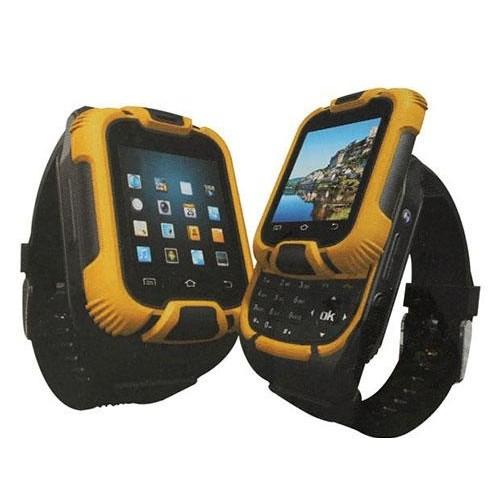 Kenxinda W2 Dual Sim Watch Mobile With Free Bluetooth Headset