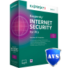Kaspersky Antivirus 3pc