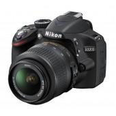 NIKON  SLR D3200 with 18-55mm Lens